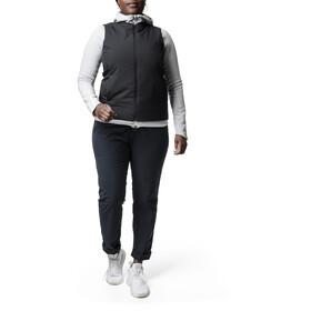 Houdini Venture Chaleco Mujer, negro